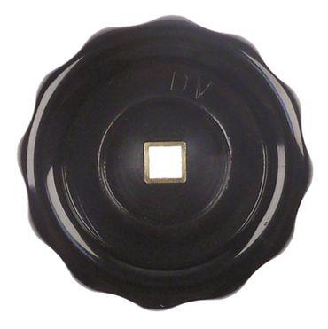 BFC Sterngriff für ssica-2-3-4gr ø 64mm Länge 24mm schwarz
