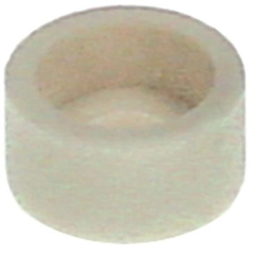 Isolator ø 13mm Länge 7mm weiblich Bohrung ø 5,5mm