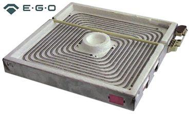 EGO Strahlungsheizkörper 10.77828.008 passend für Küppersbusch