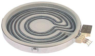 EGO 10.73601.004 Strahlungsheizkörper für Elektroherd Küppersbusch