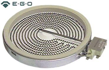 EGO 10.58111.004 Strahlungsheizkörper für GIGA C4VFE, SK4VFCE