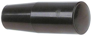 Zylindergriff für Aufschnittmaschine ø 25mm M8 Länge 72mm