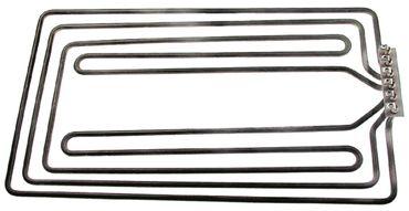 Ambach Heizkörper 6000W 230V Länge 540mm Breite 315mm 3 Heizkreise