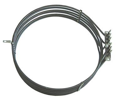 Heizkörper für Lainox HME101P, ME101T, Cookmax 212003 15kW 230V