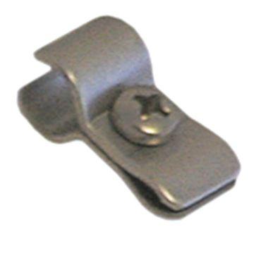 MKN Fühlerklemme für Thermostat Heizkörper für Backofen Fritteuse Grillplatte 10 Stück