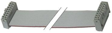 Dihr Flachbandkabel Tastaturen mit kodiertem Stecker 2-reihig