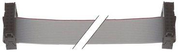 Flachbandkabel Tastaturen mit kodiertem Stecker 2-reihig 16-polig