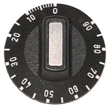 CONVOTHERM Knebel für HUD20.10, HUD20.20 ø 50mm Symbol 90min