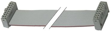 Bezzera Flachbandkabel Tastaturen mit kodiertem Stecker 2-reihig