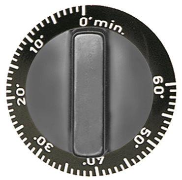 Alpeninox Knebel ø 55mm Symbol 60min für Achse ø 6x4,6mm