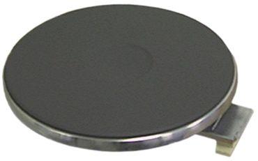 EGO Kochplatte mit 8mm Überfallrand 12.22474.010 passend für Angelo Po, Küppersbusch, Baron, Alpeninox