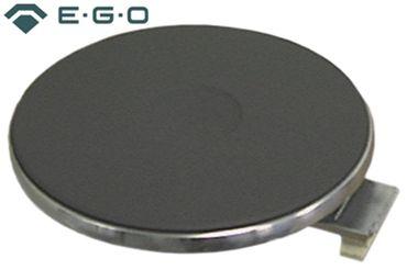 EGO Kochplatte mit 8mm Überfallrand 12.18463.198 passend für MKN, Baron, Angelo Po, Olis, Palux