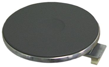 EGO Kochplatte mit 8mm Überfallrand 12.22453.025 passend für MKN, Küppersbusch, Alpeninox