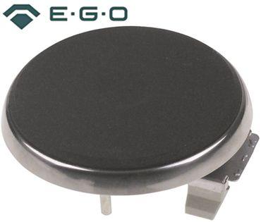 EGO Kochplatte mit 8mm Überfallrand 12.08353.017 passend für CB