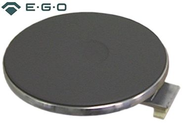 EGO 12.30454.194 Kochplatte für Bertos E9P4+FE1, E9P6+FE1, Lotus