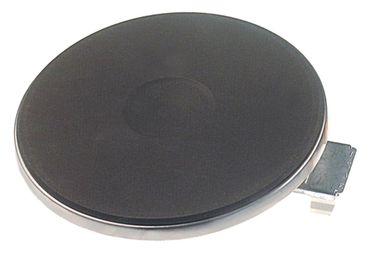 EGO Kochplatte mit 8mm Überfallrand 12.18474.140 230V 1500W