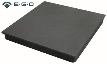 EGO 11.44870.001 Kochplatte für Elektroherd mit Auflegerand 400V