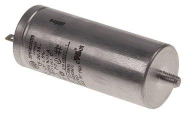 QualityEspresso-Futurmat Betriebskondensator 16.26.16 16µF 450V