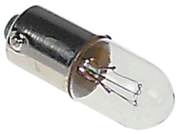 Dihr Glühlampe Ba9s 24V 2W für Spülmaschine Band Länge 28mm