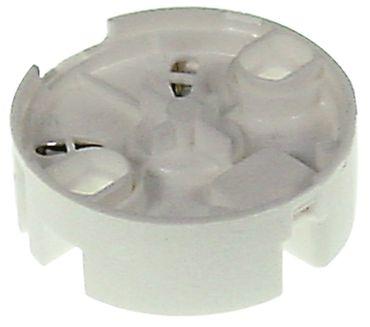 CB Lampenfassung für Kühltheke EVF2, EVF3 G13