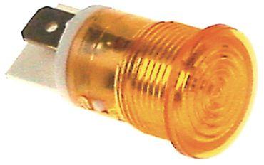 Ambach Signallampe gelb ø 16mm 230V für Bratpfanne Elektro