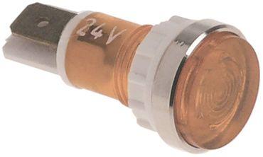 Comenda Signallampe für Spülmaschine G66, G131 gelb ø 12mm 24V