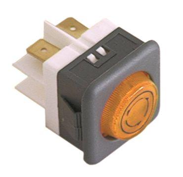 Comenda Signallampe für Spülmaschine F80, F55, F65, F45 gelb