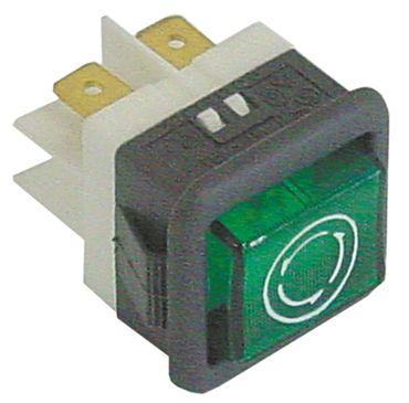 Comenda Signallampe für Spülmaschine LF320LA, LC380RCD grün 24V