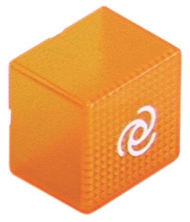 Colged Signallampenkappe für Spülmaschine orange 23x23