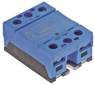 Eloma Leistungshalbleiter mit LED, Versorgung 3,5-32VDC 24-600VAC