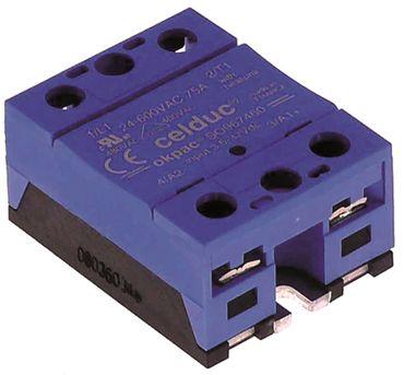 CELDUC SO967460 Leistungshalbleiter Länge 59mm Breite 45mm 75A
