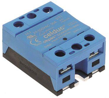 Crouzet Leistungshalbleiter 50A Versorgung 3-32VDC 24-280VAC