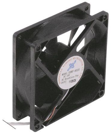 Bartscher Axiallüfter 1,8W 18V DC Anschluss kodierter Stecker