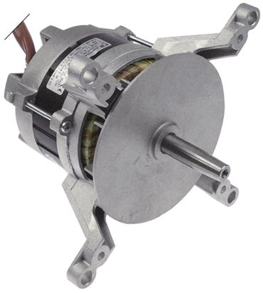 Bonnet Lüftermotor 1079TH 1400/1700U/min ø 17mm D2 14mm 50/60Hz