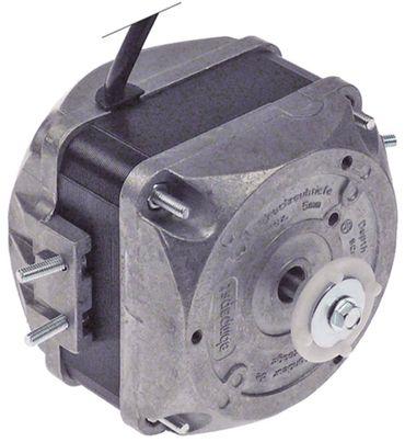EBM-PAPST M4Q045-CF01-75 Lüftermotor 230V 16W 1300/1550U/min