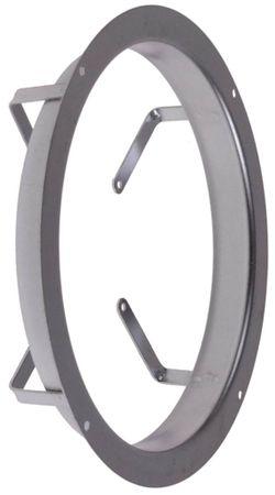 Ring für Lüfterradø 200mm ø 246mm Höhe 49mm saugend 94,5mm
