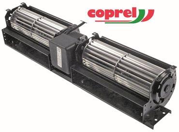 COPREL FFD Querstromlüfter 43W Walze ø 60mm x 2x180mm 230V 50Hz