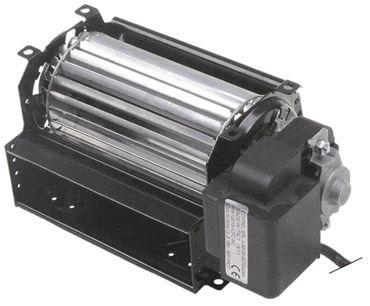 COPREL FFR Querstromlüfter für Kühlgerät 19W Walze ø 60mm