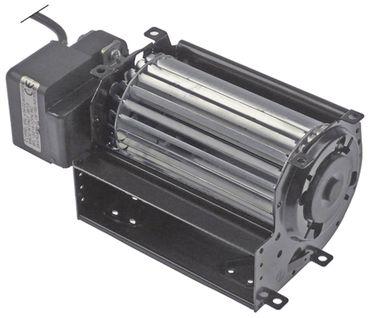 COPREL FFL Querstromlüfter für Kühlgerät 19W Walze ø 60mm