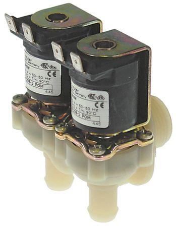MÜLLER Magnetventil für Spülmaschine Hobart FX, GX, HX-ES, HX-30ES