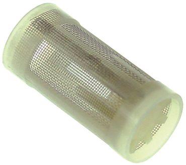 Meiko Sieb für Magnetventil ø 12mm Länge 24mm