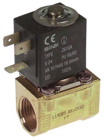 SIRAI Magnetventil für Comenda AC122, AC152, AC242, Hoonved 24V