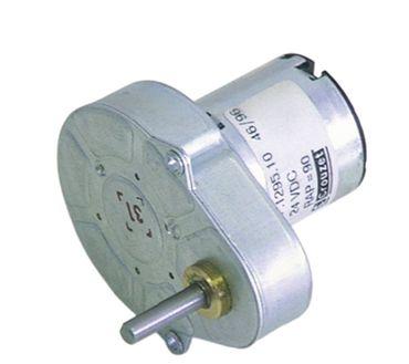 CROUZET 82048054 Getriebemotor 24V 120U/min Welle ø 4x5mm DC
