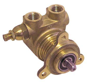 FLUID-O-TECH PA204F Pumpenkopf für Espressomaschine Grimac 200l/h