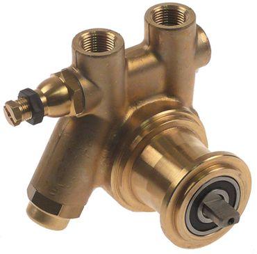 FLUID-O-TECH PA104X Pumpenkopf für Bezzera B2000, ELLISSE, BZ35