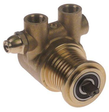 FLUID-O-TECH PA1504Z Pumpenkopf für Espressomaschine mit Bypass