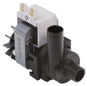GRE Ablaufpumpe für Spülmaschine 100W 230V Eingang ø 24mm 50Hz