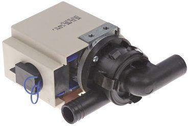GRE Ablaufpumpe für Spülmaschine 100W 230V Eingang ø 25mm 50Hz