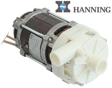 HANNING UP60-184 Pumpe für Spülmaschine Hobart AMX, AUXXT 230V