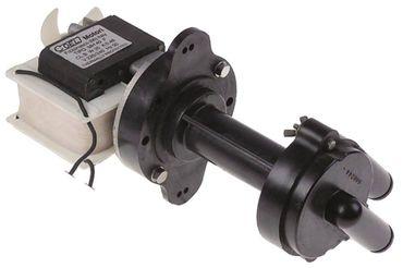 COEL MH40F Pumpe für Eisbereiter Scotsman 35W 230V Länge 125mm